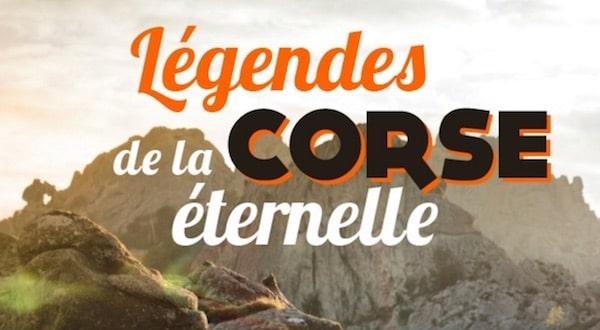 Légendes de la Corse éternelle, par Jacqueline Mosconi-Malherbe