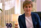 Nicola Sturgeon, leader du Scottish National Party