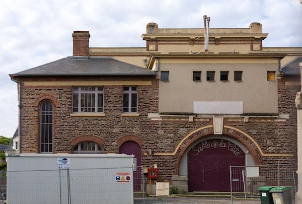 Salle de la Cité murée à Rennes : l'aveu d'impuissance de la municipalité