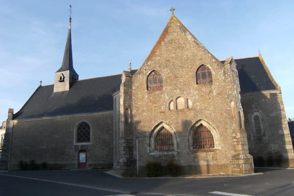 Patrimoine breton dans les églises de Loire-Atlantique : Notre-Dame de Bouée