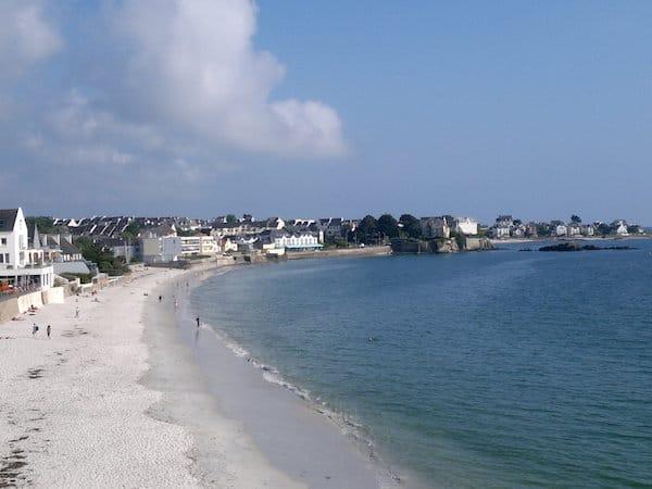 Réouverture des plages en Bretagne : entre rassemblements et expectative…