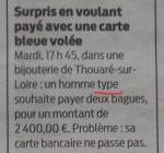 """Trace probable d'autocensure dans la presse bretonne : le journaliste avait indiqué le """"type"""" d'un agresseur, le journal a préféré n'en rien dire."""