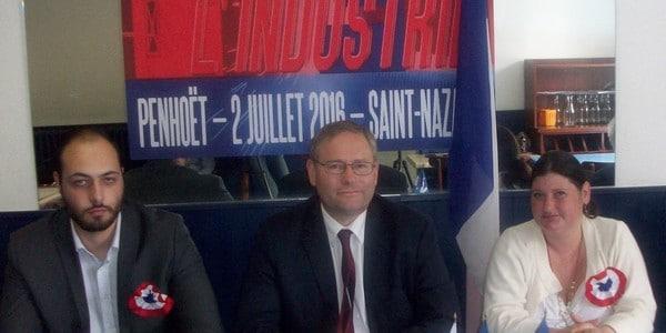 Saint-Nazaire. Le Front national crée un «Front syndical»