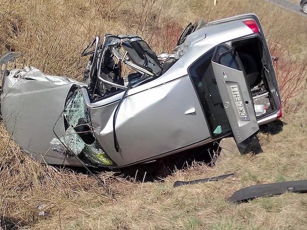 Best Position For Car Crash