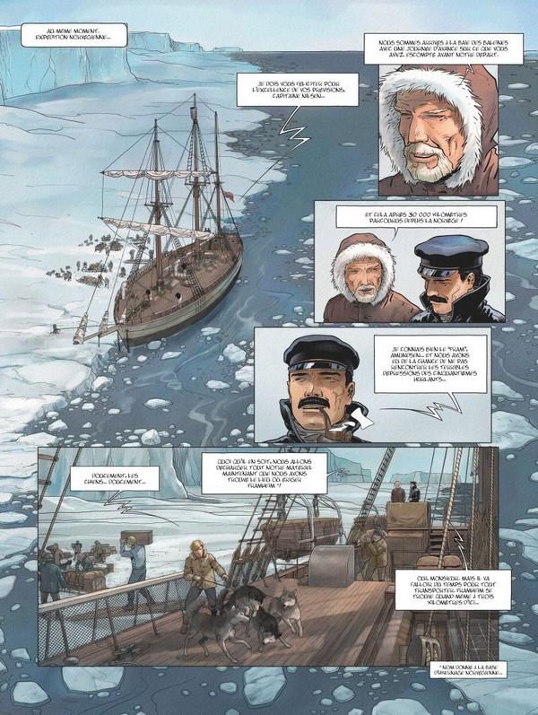 antartica planche