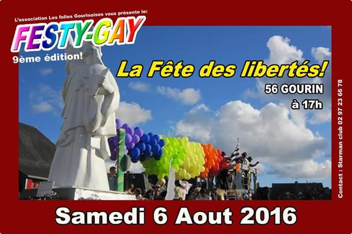 Gourin. Pour l'autonomiste Chistian Troadec, c'est à l'Etat de sécuriser le Festy-Gay