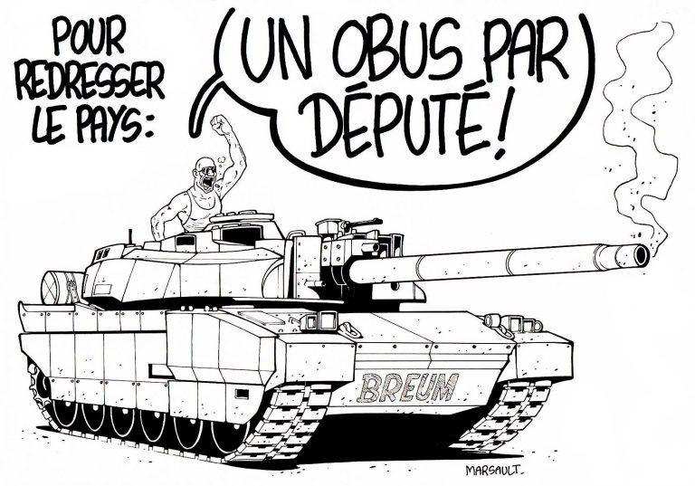 Alain de Benoist sur les responsables européens : « Ces gnomes ne sont même pas à la hauteur d'eux-mêmes.»