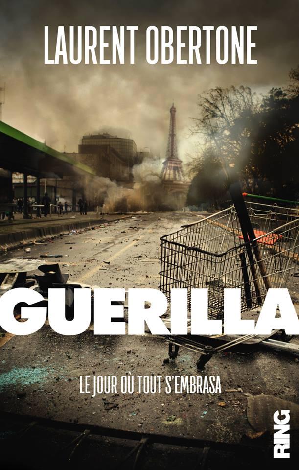 Image result for laurent obertone guerilla