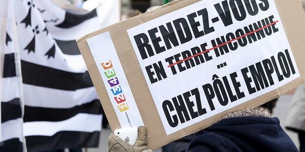 Chômage. En juin, hausse en France, baisse en Bretagne