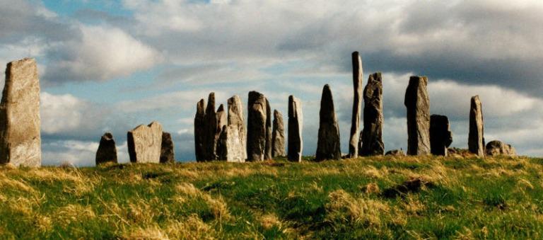 Mégalithes et astronomie en Écosse : la preuve par l'Australie