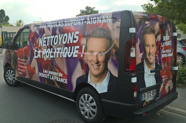 Législatives à Brest. Changement de candidat pour Debout la France sur la 3ème circonscription