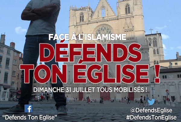 Journaliste franco-marocain contrôlé lors d'une messe à Châteaubriant (44). Mieux vaut prévenir que guérir ?