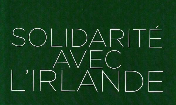 Paris. Le Sinn Féin animera une soirée dans les locaux du … Parti Communiste Français (PCF)