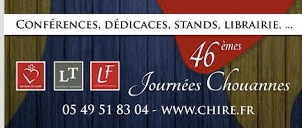 Chiré en Montreuil (86). Les 46ème journées chouannes se tiendront les 3 et 4 septembre