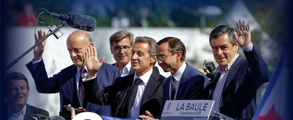 La Baule. Fillon, Juppé et Sarkozy au Campus des Républicains les 3 et 4 septembre 2016