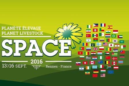 Rennes. Le SPACE 2016 se tiendra du 13 au 16 septembre