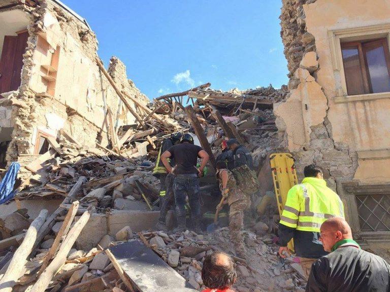 Italie. TV Libertés et Breizh-info mobilisés pour les victimes du tremblement de terre