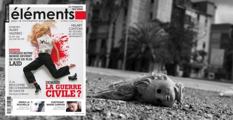 Elements n°162 : Demain, la guerre civile ?