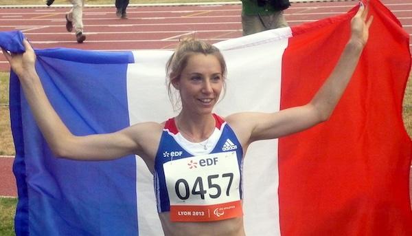 JO Paralympiques de Rio. Marie-Amélie Le Fur, une bretonne en Or !