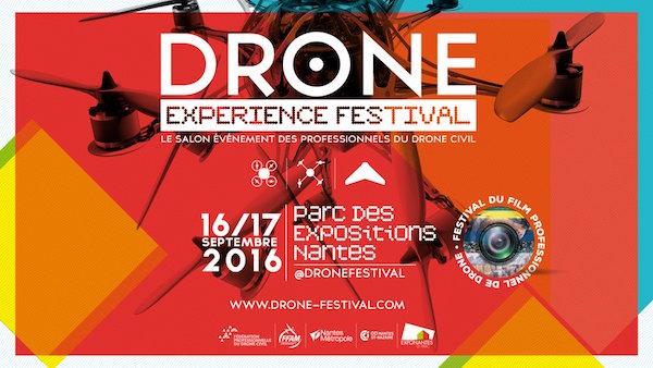 nantes drones et robots pr sent s lors du salon drone experience. Black Bedroom Furniture Sets. Home Design Ideas