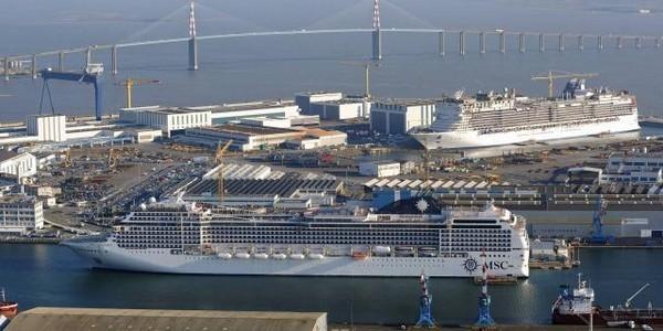L'État français doit nationaliser le chantier naval STX