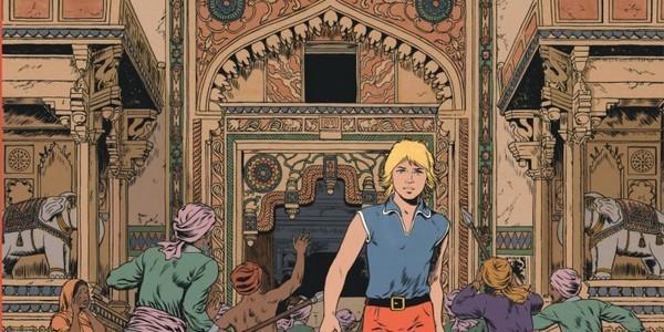 Le retour de Corentin, premier Breton à devenir un héros de bande dessinée