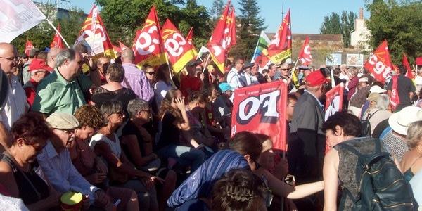 Nantes. FO et la CGT annoncent une chaude rentrée sociale