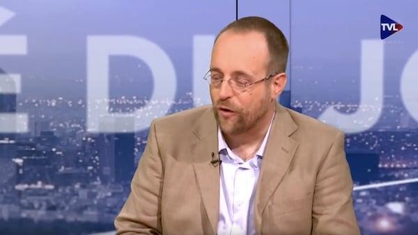 Education nationale. Vincent Badré : L'histoire politisée ? [vidéo]