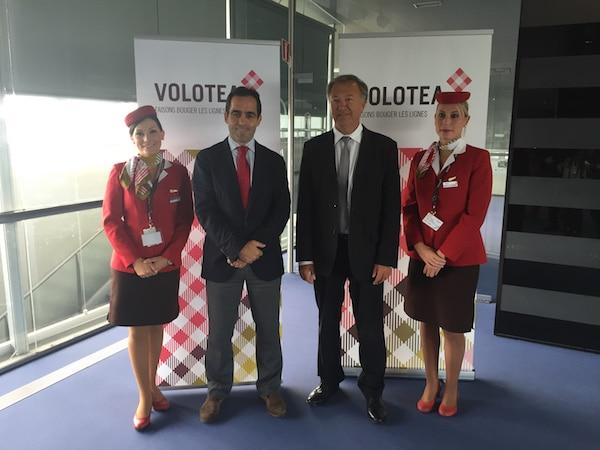 Nantes. Volotea ouvre 4 lignes pour Vienne, Cagliari, Santorin et Minorque