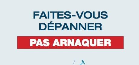 arnaque_depannage