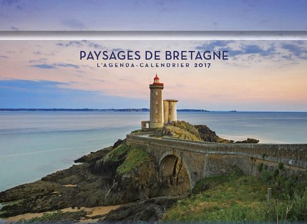 Paysages de bretagne un superbe agenda calendrier pour 2017 for Agence paysage bretagne