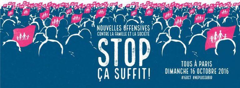 Paris. Plusieurs bus de Bretagne à La Manif Pour Tous le dimanche 16 octobre