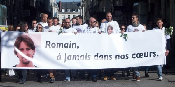 Nantes. Marche blanche pour Romain Barré : une réponse au crime ?