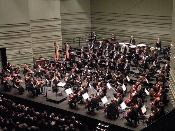 ONPL (orchestre national des Pays de la Loire): musique céleste à la française