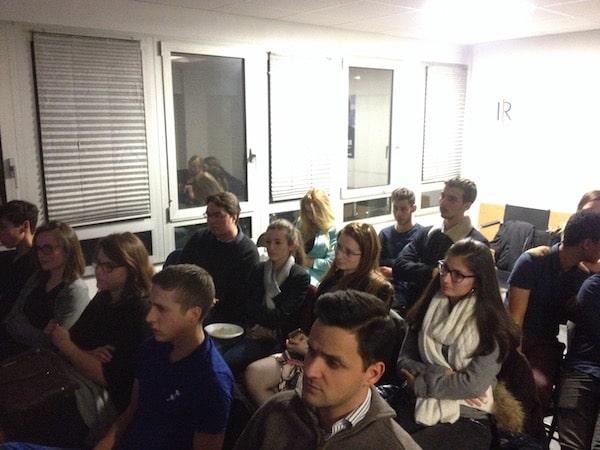 Deuxième débat de la primaire de la Droite : les jeunes Républicains nantais comptent les points