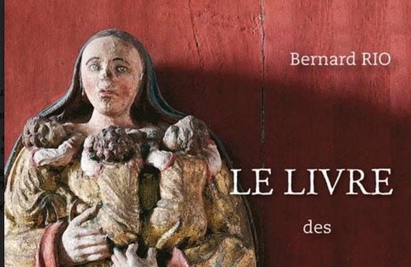 Bernard Rio sort un magnifique « livre des saints Bretons »
