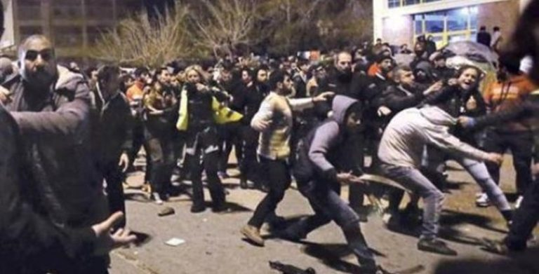 Grèce. A Chios, graves affrontements avec des migrants