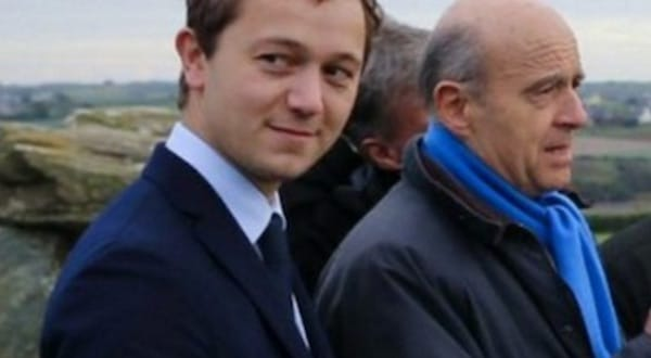 Le favori de la primaire de la droite Fillon défend son projet