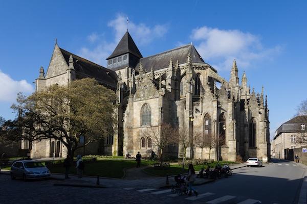 Dinan. Concert au profit de la restauration de l'orgue anglais de l'église Saint-Malo de Dinan