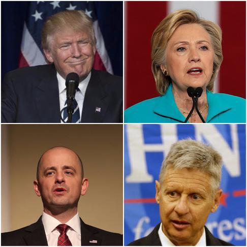 Trump, Clinton : comment le président des États-Unis est-il élu ? [Mode d'emploi]