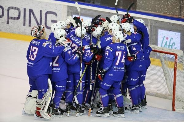 Hockey sur Glace. L'Euro Ice Hockey Challenge du 3 au 5 novembre en Slovénie