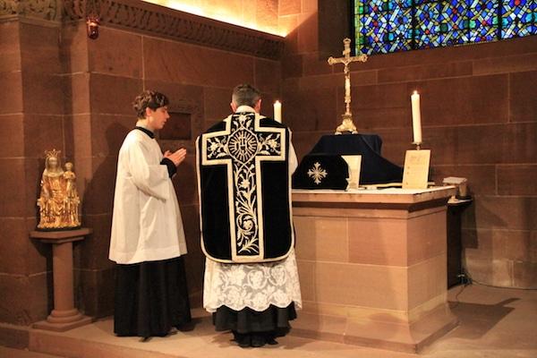 Saint-Malo. Une messe dans la forme extraordinaire en juillet-août à Saint-Servan