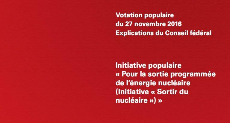Suisse. Le peuple vote dimanche pour sortir du nucléaire (ou pas)