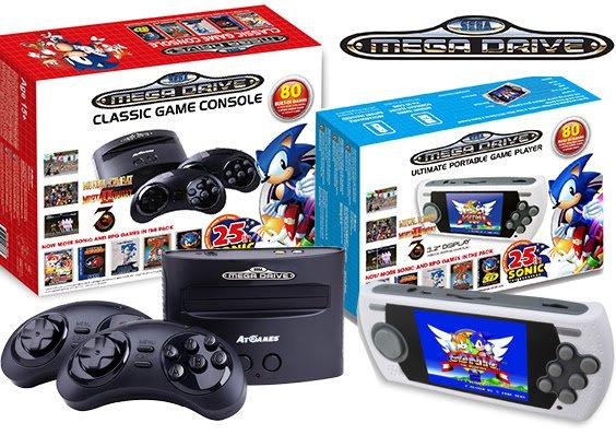 Retrogaming. Sega, Nintendo …ces vieilles consoles qui sont de retour pour Noël