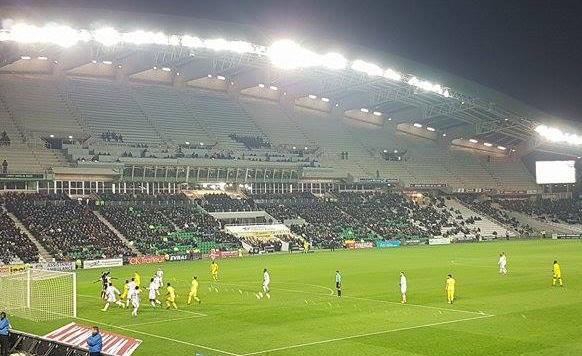 Retour des Ultras et du jeu, c'est Noël au FC Nantes !