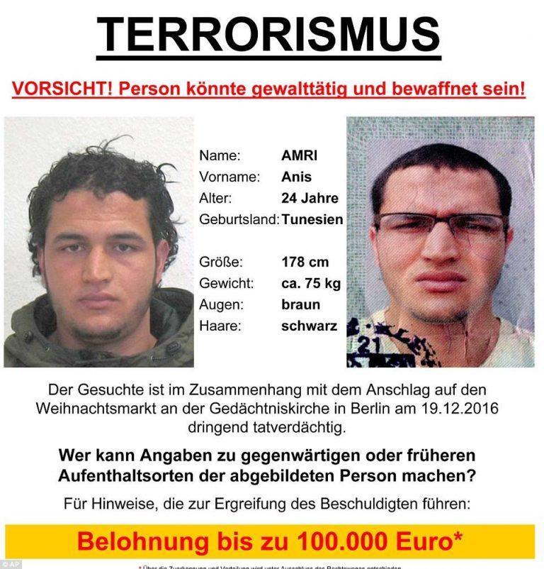 Attentat au camion bélier de Berlin. Le suspect abattu en Italie. Daesh revendique l'attentat [MAJ]