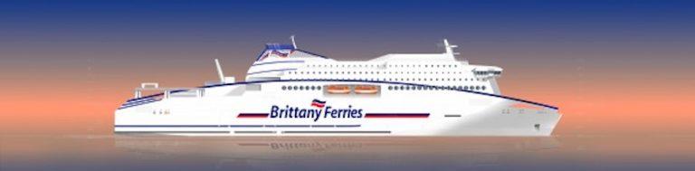 Roscoff. Brittanny Ferries se positionne pour la commande d'un nouveau navire