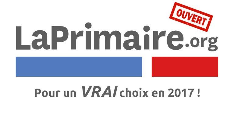 LaPrimaire.org fonde un parti politique « éphèmère », sans candidats ni élus