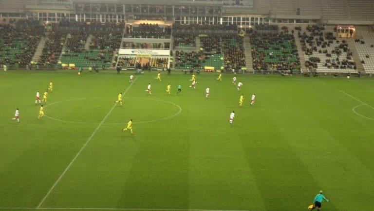 CdL : Défaite du FC Nantes contre Nancy – Des limites mais de l'envie