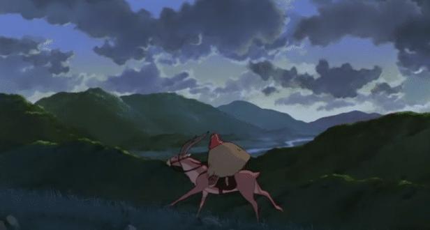 Princesse Mononoké, une œuvre inspirée par la mythologie celte ? 5-616x330